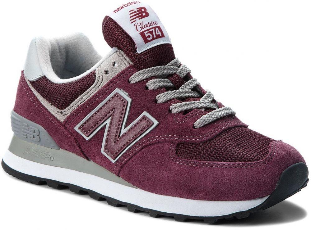 b557ebd94cc Sneakersy NEW BALANCE - WL574ER Bordová značky New Balance - Lovely.sk