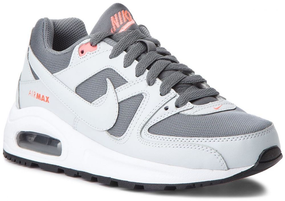 Topánky NIKE - Air Max Command Flex (GS) 844349 001 Cool Grey Pure Platinum  značky Nike - Lovely.sk 9912d4b9309