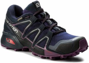 Topánky SALOMON - Speedcross Vario 2 Gtx W GORE-TEX 398475 21 V0 Astral Aura/Navy Blazer/Grape Juice