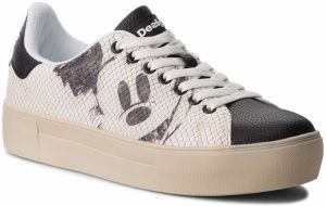 Sneakersy DESIGUAL - Star Mickey 18WSKP16 1000