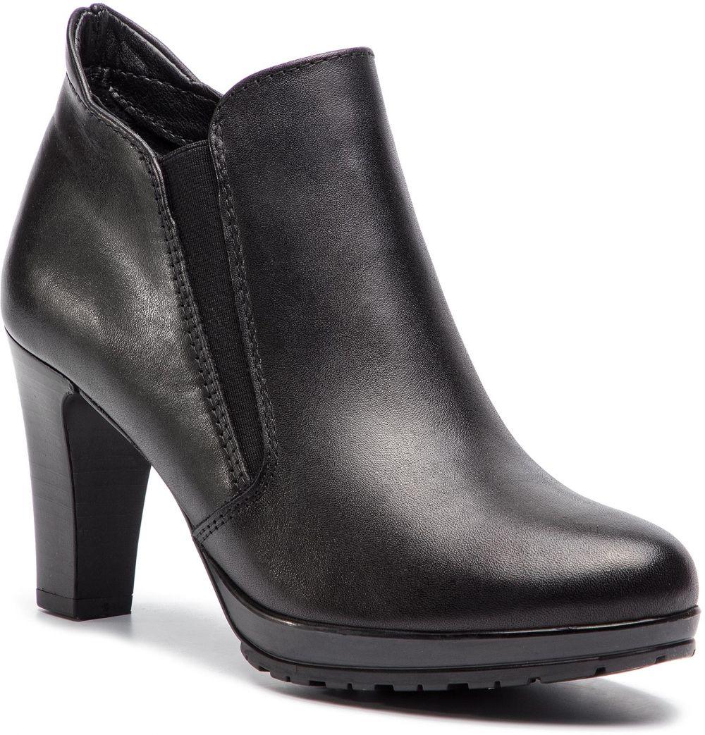 45618d6fce917 Členková obuv TAMARIS - 1-25395-21 Black 001 značky Tamaris - Lovely.sk