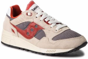 Sneakersy SAUCONY - Shadow 5000 Vintage S70404-4 Off Wht/Gry/Red