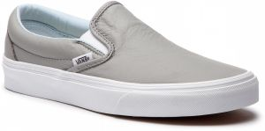Tenisky VANS - Classic Slip-On VN0A38F7QD5 (Leather) Oxford/Drizzle