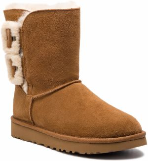 Topánky UGG - W Bailey Fluff Buckle 1104183 W/Che