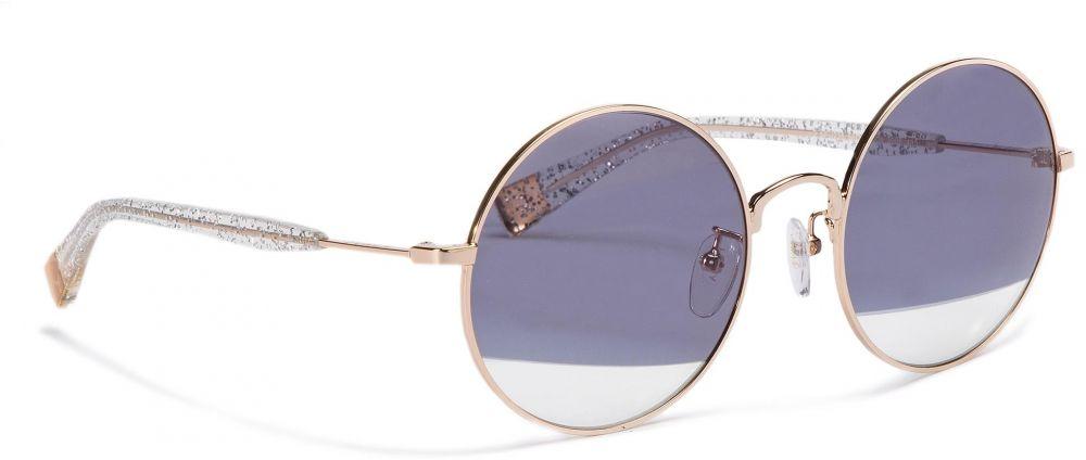 4725c9ec9 Slnečné okuliare FURLA - Luna 995106 D 235F MRL Argento značky Furla ...