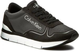 Sneakersy CALVIN KLEIN JEANS - Tori RE9382 Black/Black