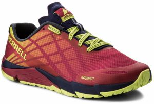 Topánky MERRELL - Bare Access Flex J12618 Persain Red