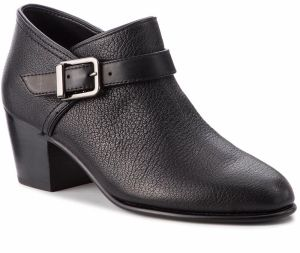 Poltopánky CLARKS - Maypearl Milla 261361504 Black Leather