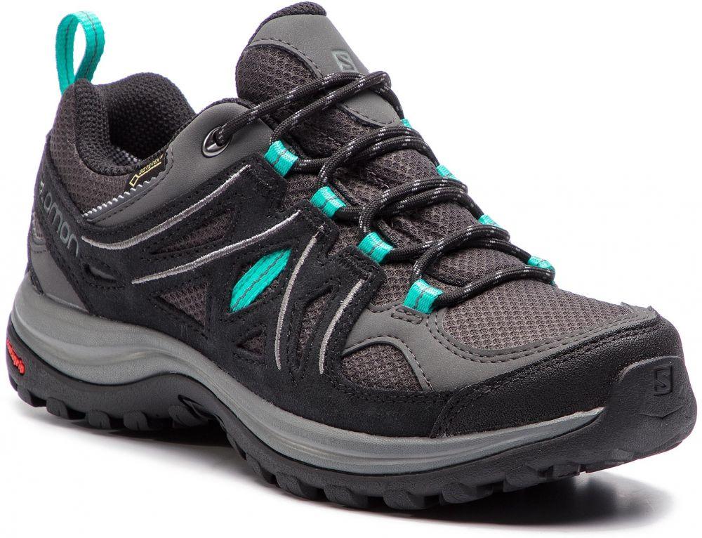 Trekingová obuv SALOMON - Ellipse 2 Gtx W GORE-TEX 404718 20 M0 Magnet  cb57e98fc4f