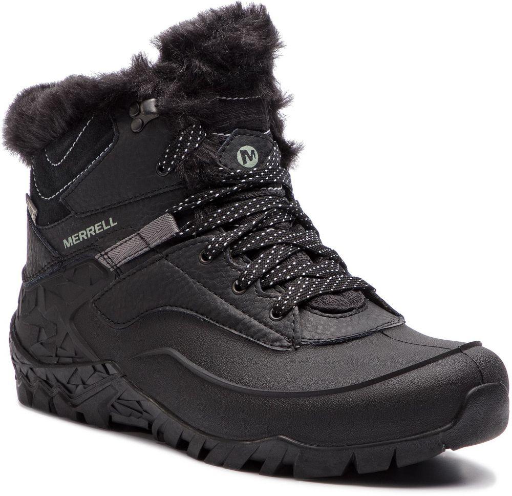 Trekingová obuv MERRELL - Aurora 6 Ice+ Wp J37216 Black značky Merrell -  Lovely.sk 990bce5eb39