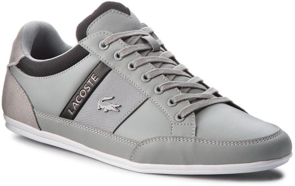 Sneakersy LACOSTE - Chaymon 318 3 Us Cam 7-36CAM0011276 Gry Blk značky  Lacoste - Lovely.sk 5f7fce590fa