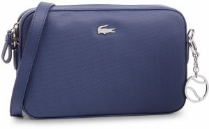 Kabelka LACOSTE - Square Crossover Bag NF2532DC Peacoat 021