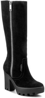 628471dc61 Mušketierky CALVIN KLEIN - Cylan E6031 Black značky Calvin Klein ...