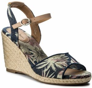 Espadrilky PEPE JEANS - Shark California PLS90306 Dk Denim 559