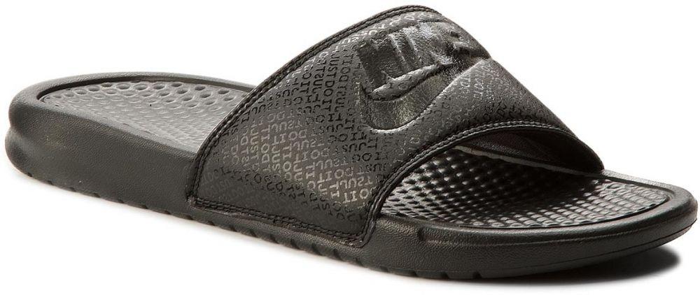 Šľapky NIKE - Benassi Jdi 343880 001 Black Black Black značky Nike -  Lovely.sk 92740bf0d95