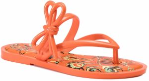 Žabky MELISSA - Flip Flop + Jason Wu A 32462 Orange 52167