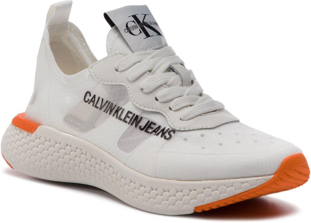 8b4185a0d0 Sneakersy CALVIN KLEIN JEANS - Alexia R7808 Bright White značky Calvin Klein  Jeans - Lovely.sk