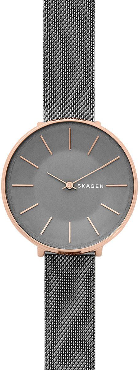 fa7db5931d Hodinky SKAGEN - Karolina SKW2689 Gunmetal Rose Gold značky Skagen -  Lovely.sk