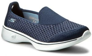 Topánky SKECHERS - Kindle 14145/NVW Navy/White