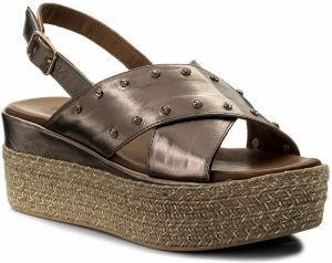 Espadrilky INUOVO - 8863 Pewter