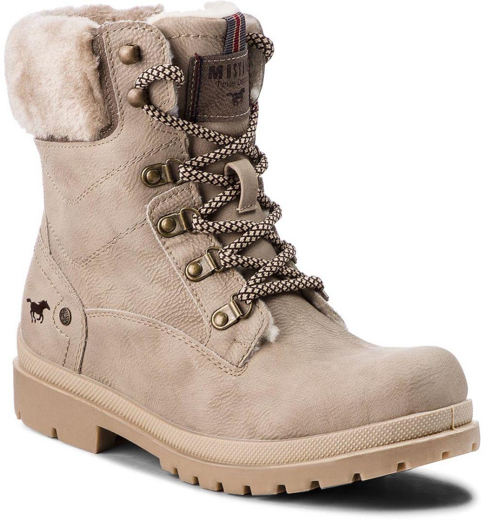 Outdoorová obuv MUSTANG - 43C089 Béžová značky Mustang - Lovely.sk 898ab1a7b90