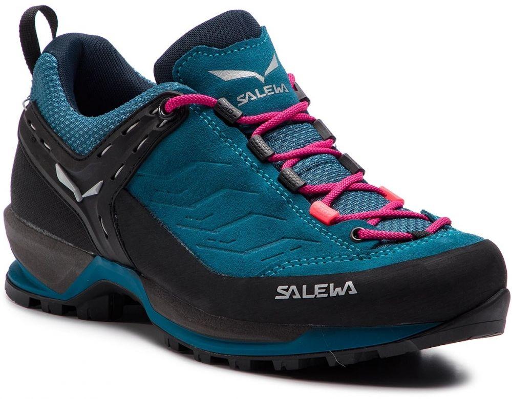 Trekingová obuv SALEWA - Mtn Trainer 63471-8365 Blue Sapphire Red Plum  značky Salewa - Lovely.sk 62e6a9b2311