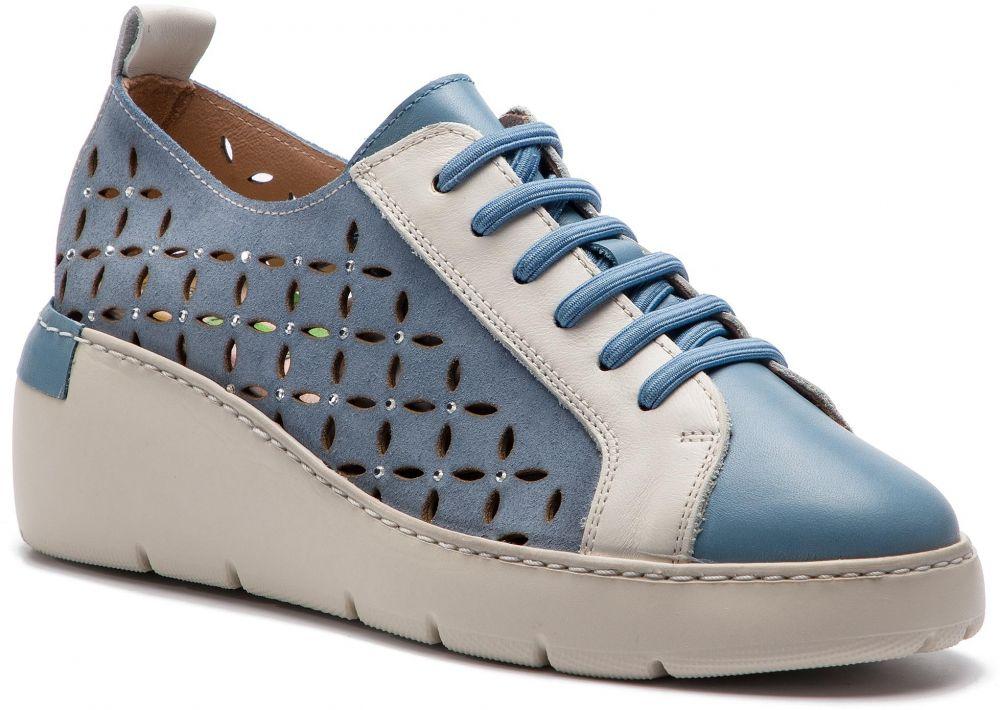31e327124a4a8 Sneakersy HISPANITAS - Bora-Bora HV98549 Sky značky Hispanitas - Lovely.sk