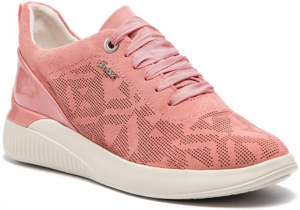 03d4d03a613 Sneakersy GEOX - D Theragon C D828SC 00022 C7008 Coral značky Geox -  Lovely.sk