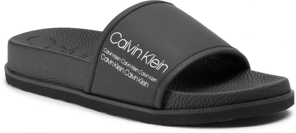 Šľapky CALVIN KLEIN - Mackee F0987 Black značky Calvin Klein - Lovely.sk 9c398035621