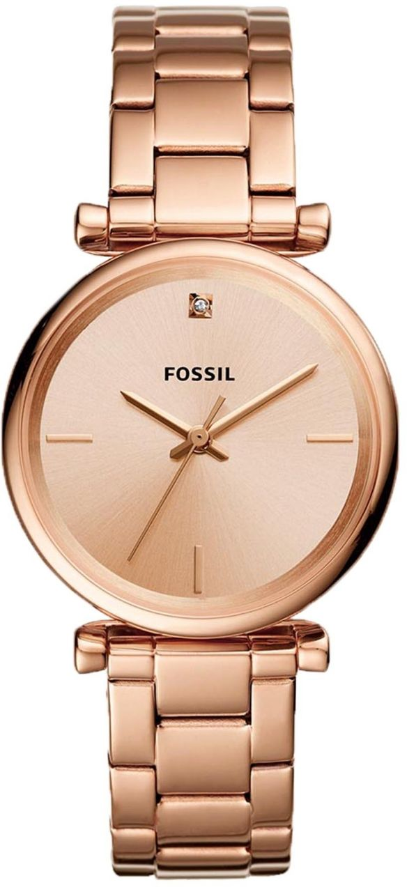 Hodinky FOSSIL - Carlie ES4441 Gold Gold značky Fossil - Lovely.sk 3d604d321eb