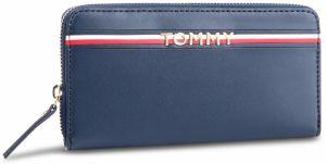 Veľká Peňaženka Dámska TOMMY HILFIGER - Corp Leather Lrg Za AW0AW06513 413 a93155b5308