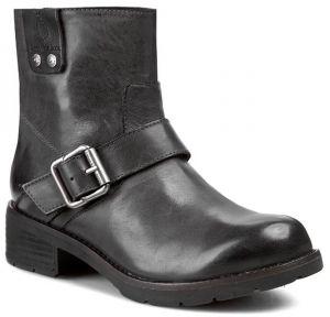 16b4581cae Členková obuv CALVIN KLEIN JEANS - Hadley Tumbled Calf RE8755 Black