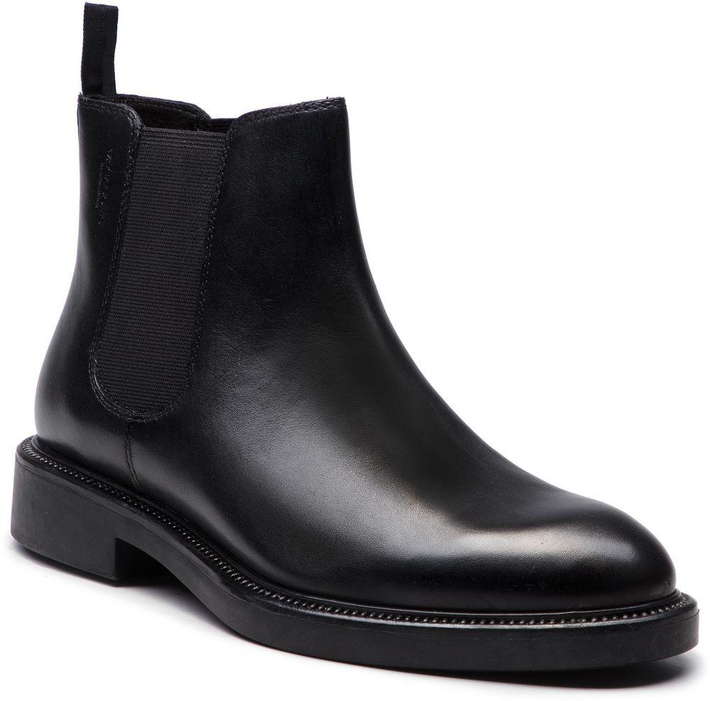 cf0fa3e3f601 Kotníková obuv s elastickým prvkom VAGABOND - Alex M 4666-301-20 Black