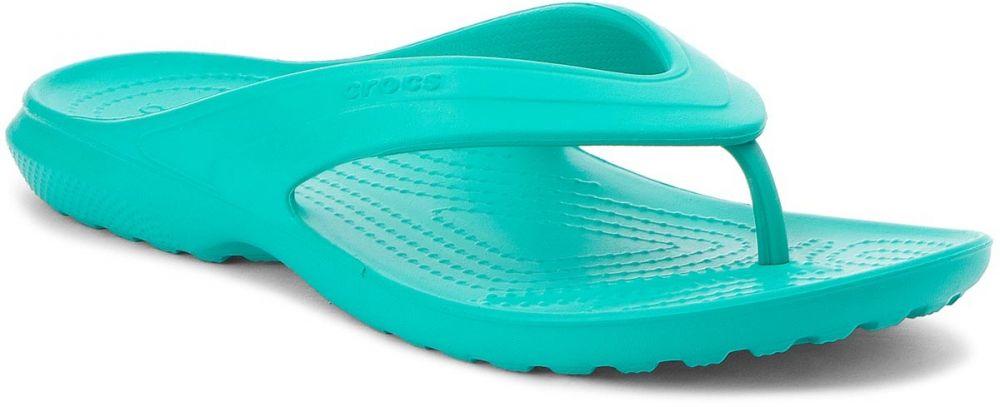 86067e48d607 Žabky CROCS - Classic Flip 202635 Tropical Teal značky Crocs - Lovely.sk
