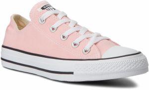 Converse růžové dámské tenisky Chuck Taylor All Star s děrováním ... 5b843e543c