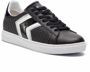 Sneakersy ARMANI EXCHANGE - XUX039 XV096 K001 Black/Black