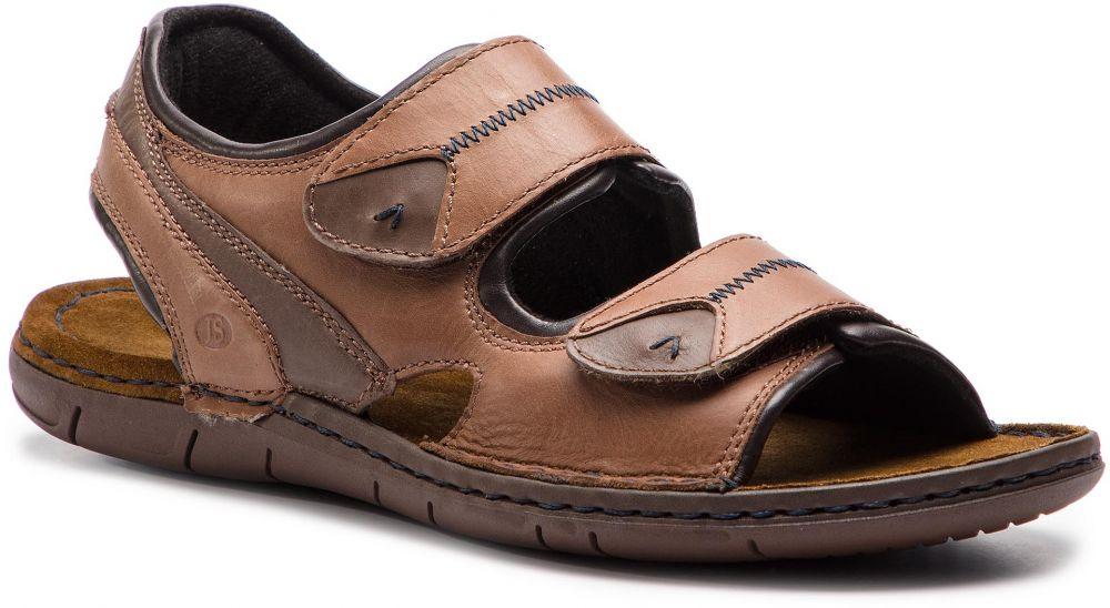 117c581ca Sandále JOSEF SEIBEL - Paul 04 43204 946 306 Brandy/Kombi značky ...