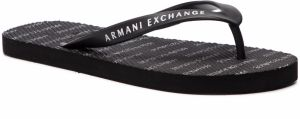 Žabky ARMANI EXCHANGE - XUQ001 XV150 00002 Black