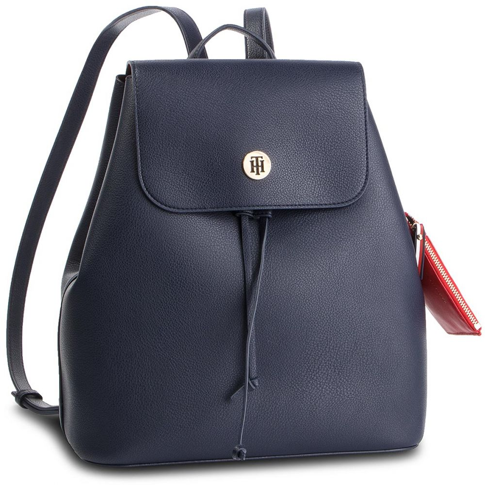 Ruksak TOMMY HILFIGER - Charming Tommy Backpack AW0AW06457 413 ... 15aa898c9c9