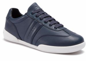 Sneakersy ARMANI EXCHANGE - XUX030 XCC15 00285 Navy