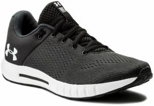 Topánky UNDER ARMOUR - Ua W Micro G Pursuit 3000101-100 Gry
