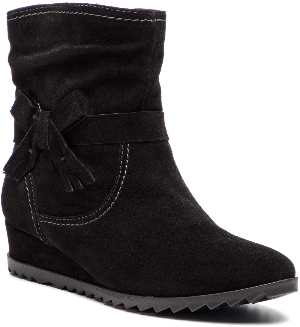 6d3f18ea6936 Členková obuv TAMARIS - 1-25006-21 Black 001 značky Tamaris - Lovely.sk
