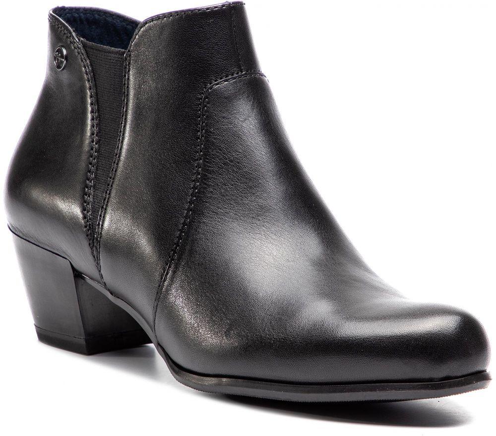 0608e0f666d41 Členková obuv TAMARIS - 1-25353-21 Black 001 značky Tamaris - Lovely.sk