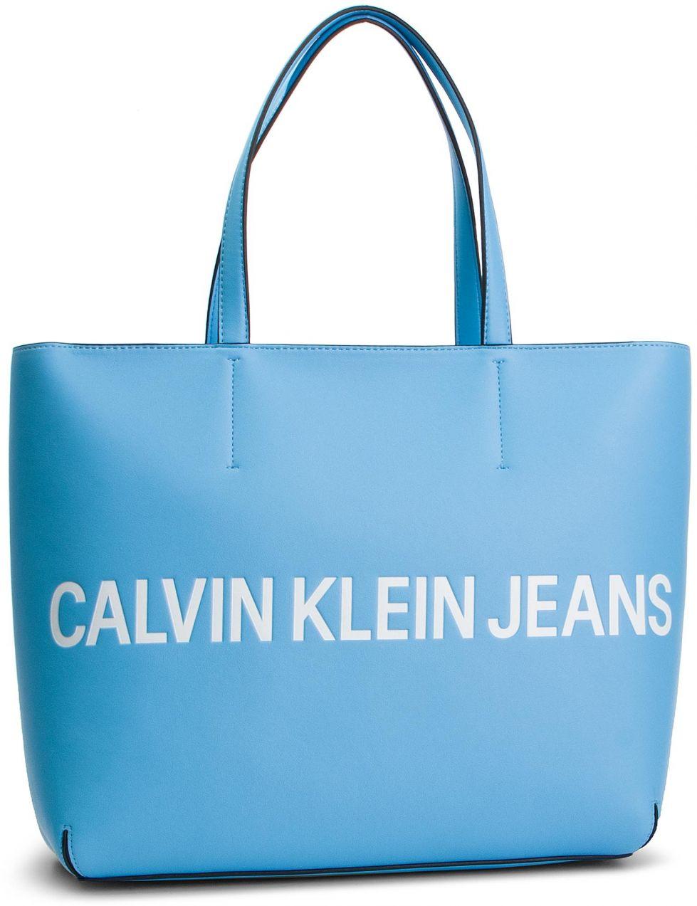Kabelka CALVIN KLEIN JEANS - Sculpted Logo E W Tote K60K605246 445 ... 4ed7b55572b