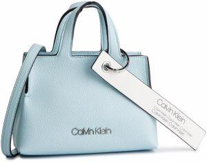 f8abd3114d8 Calvin Klein tmavě modrá pánská crossbody taška CK Point Mini Report ...