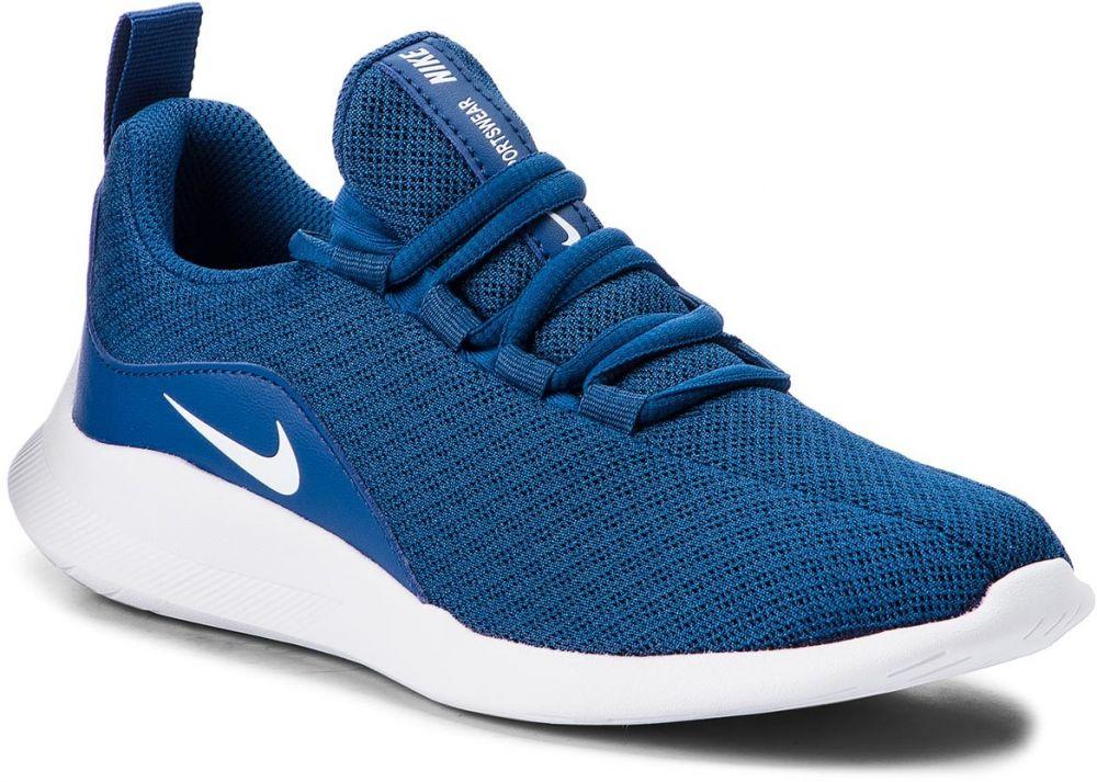 303cb80f7 Topánky NIKE - Viale (GS) AH5554 400 Gym Blue/White značky Nike - Lovely.sk