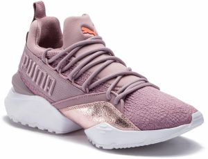 Sneakersy PUMA - Muse Maia Bio Hacking Wn s 369197 02 Elderberry Bright  Peach 3f27b3f3c48