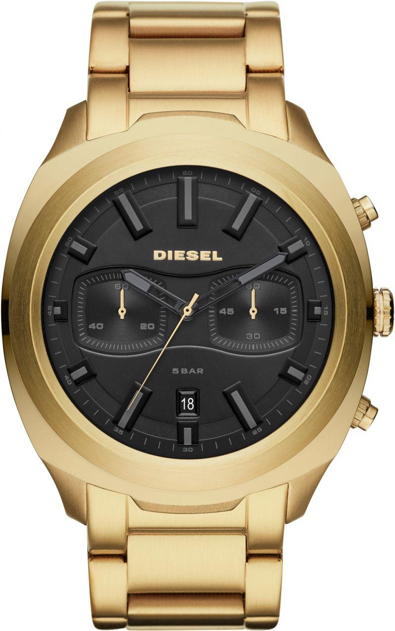 Hodinky DIESEL - Tumbler DZ4492 Gold Gold značky Diesel - Lovely.sk 0d3643d14df