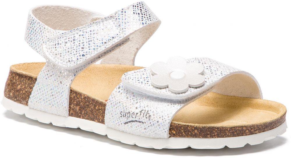 cf05262c7732f Sandále SUPERFIT - 4-00118-10 S Weiss značky Superfit - Lovely.sk