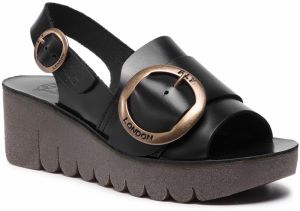 Sandále FLY LONDON - Yidifly P144190000 Black